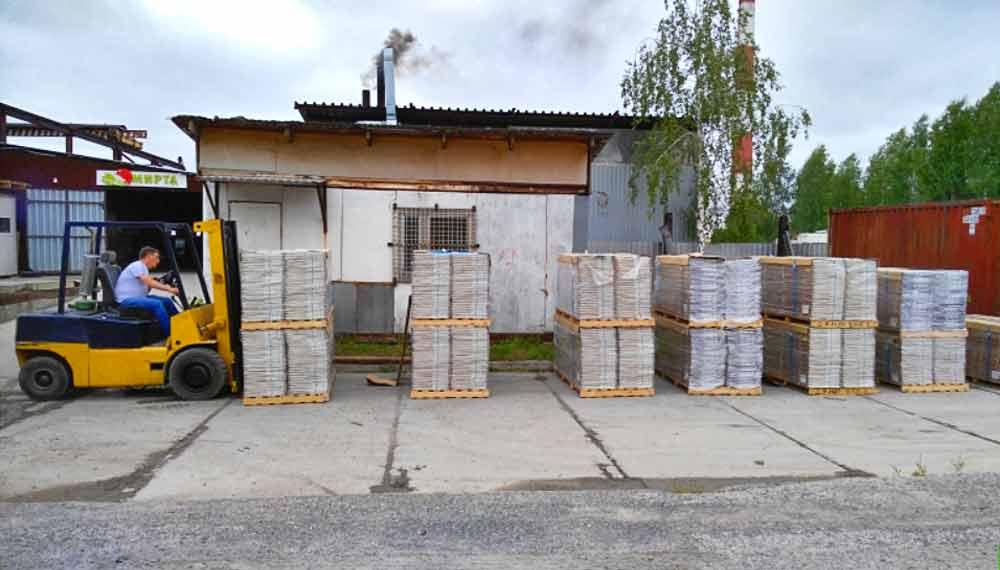 Доставка панелей из Японии до склада в Новосибирске