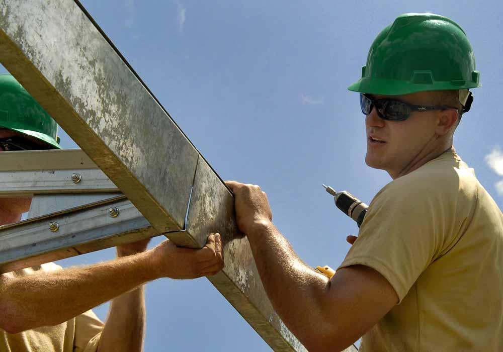Услуги монтажа фасадных панелей